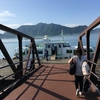 2回目の うさぎ島 大久野島〜忠海〜竹原〜広島空港