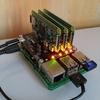 Kubernetes Cluster on Raspberry Pi zero using Cluster Hat