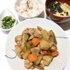 *12/3  鶏肉と根菜の煮物*