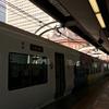 置き換え間近の中央線特急を乗り鉄 E257系編 その2