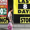 オンライン販売に押され、イギリスの繁華街の新規開店数は、過去7年で最低