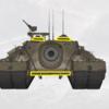 Tier9車両の装甲配置。@JUC4
