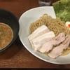 辛濃厚煮干し特製つけ麺(煮干し中華そば はるいち)