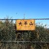 2019年初ハイキングは鎌倉アルプス(天園ハイキングコース)へ