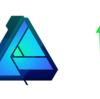 Affinity Designerで矢印ツール