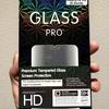 iPhoneの保護フィルム(ガラス)はどれも同じだと思ったけれど、今回は確実に失敗した!