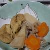 舞茸と竹の子煮物