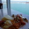エーゲ海クルーズ船内で食べたもの