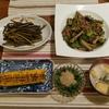 2016/08/18の夕食