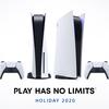 PlayStation 5が2020年11月12日に発売!2モデルで価格は4万9980円と3万9980円!予約受付は明日順次開始