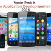Mobile Application Development in bangalore