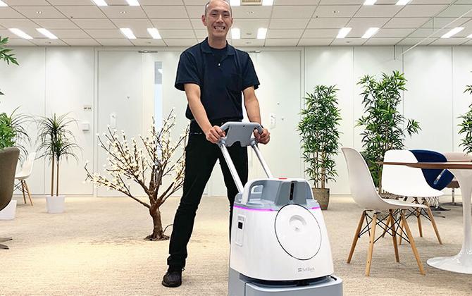 清掃業界の救世主登場? 清掃のプロがAI掃除ロボットを使ってみた
