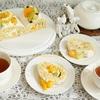 【スイーツ】メロンロールとフルーツロール/Melon Roll Cake&Fruit Roll Cake