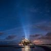 夜が更けるとそこは一面 海に囲まれていた 西洋の驚異 モン・サン・ミッシェルの魅力