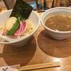 濃厚鶏煮干つけSOBA@銀座 篝 札幌店 2019ラーメン#63