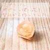 花プラバン|ポピーっぽい花の作り方/型紙から作る。