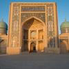ウズベキスタン一人旅①