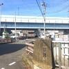 石神井川中流の流路跡を歩く その2-1 (高松・春日町方面)