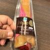 ファミリーマート  クリームたっぷり!いちごのクレープ  食べてみました