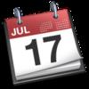 カレンダーの管理