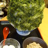 6/5からかき氷スタート!:しもきた茶苑大山、今年のホワイトデーかき氷は……