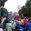静岡マラソン2018 備忘録 レース編