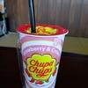 チュッパチャップス「乳飲料」ストロベリークリーム