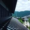 富山県砺波市 散居村の黒瓦