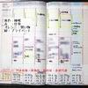 11月第1週のジブン手帳、試行錯誤中。