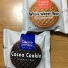 フタバ食品:クッキーサンドアイス:全粒粉/ココア