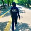 駒沢公園周回