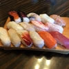 函館の民宿 桜庭さんのお寿司食べ放題!