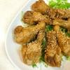 「鶏手羽の甘辛煮」