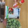 梅シロップ作りと誕生日プレゼントとご飯