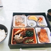 伊豆大島に行ってきました♪<⑥ホテル昼食と元町港>