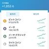 【速報】仮想通貨市場全体復活.ビットコインなど高騰☆☆