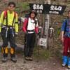 常念岳 2857m
