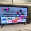 テレビ2台。Amazonで買ってみた。格安。