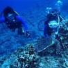 沖縄、青い海、青い空、白い雲、逃げられない現実