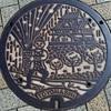 豊橋市のマンホールの蓋(3)