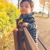 公園でお散歩~( ¨̮⋆)