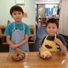 こどもパン教室レポート 5月の東京教室1