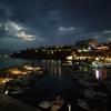 【トルコ旅行201809】アンタルヤ最後の晩ご飯 海岸沿いのレストランで魚料理 3日目