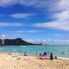 3世代ハワイ旅行記3日目:娘、プール&海デビュー!じいじ・ばあばオプショナルツアーに参加