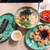 【釜山_影島】テレビでも紹介された粉食のお店!