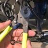 ワイヤーカッターで自転車のカギを切断。カギの無意味に絶望した件