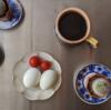5/27(水)ゆで卵、夏野菜ドリア