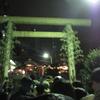 2012年元日・・・初詣〜初日の出