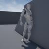 UE4 物理アニメーションでキャラを動かしてみる