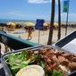 ステーキシャックのプレートランチは値段も安くてロケーションも最高!<ハワイ旅行記2017>